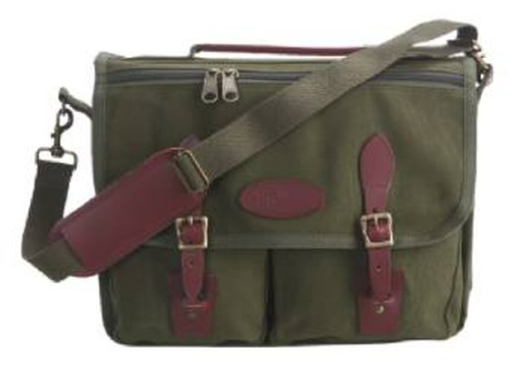 Boyt Harness Heavy-Duty Canvas Briefcase