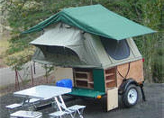Welcome Compact Camping Trailers Home of the Explorer Box and More!