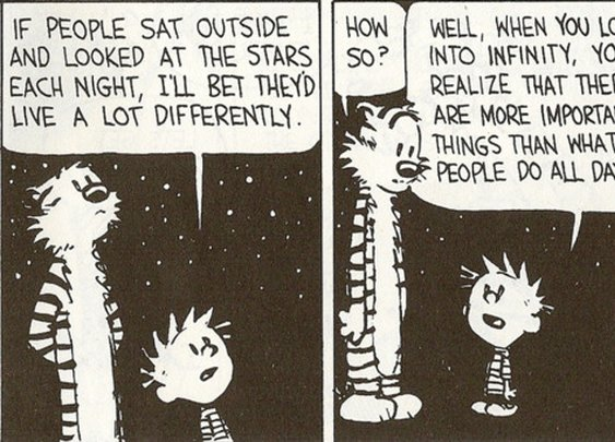 Prospective via Calvin and Hobbes