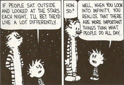 Prospective via Calvin and Hobbes