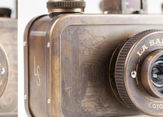 La Sardina Western Edition | Lomography