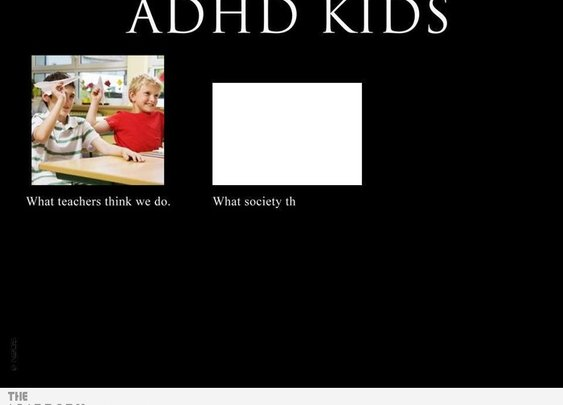 ADHD Kids | The Lolbrary