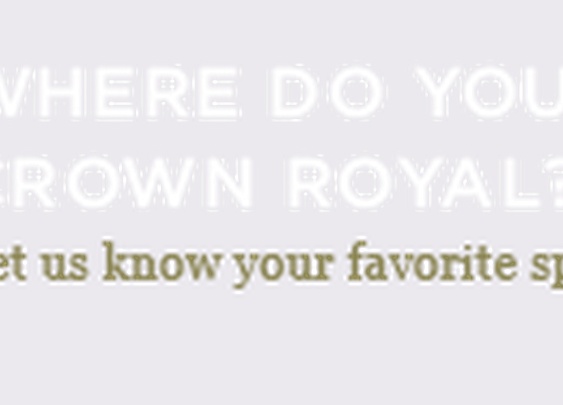 Black Whisky: Crown Royal Black | Crown Royal