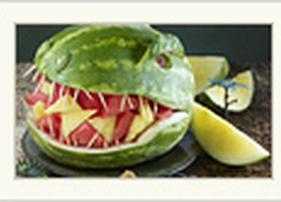 T-Rex Fruit Salad