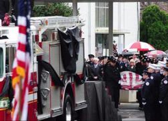 VIDEO: Alexandria paramedic remembered as humble, dedicated