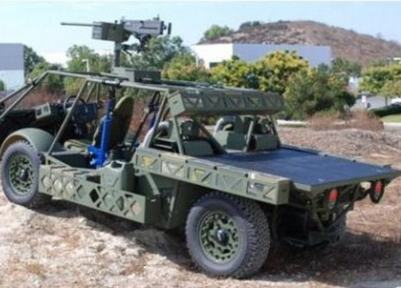 Clandestine Extended Range Vehicles