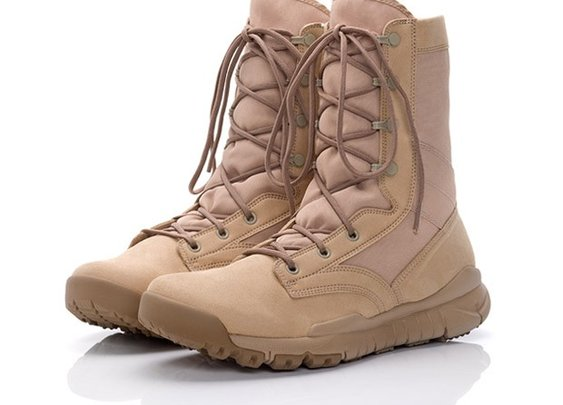 Nike combat boots