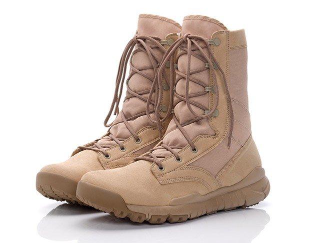 Nike combat boots