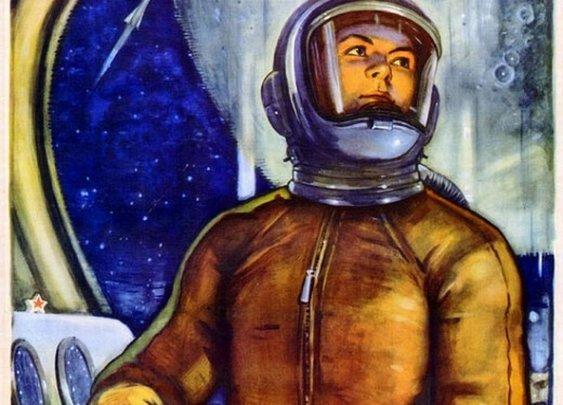 Soviet Space Propaganda Posters, 1958-1963 | Retronaut