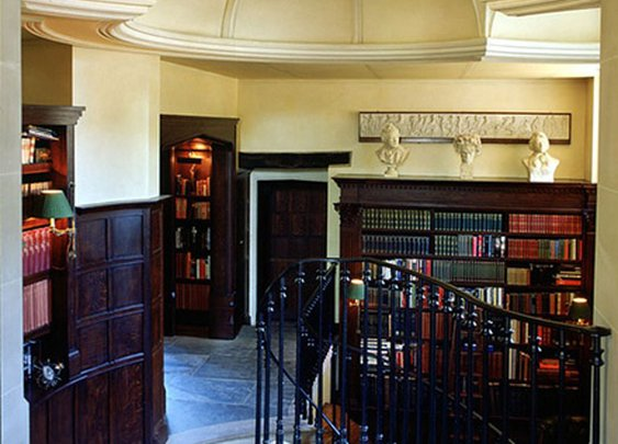 Sting's library