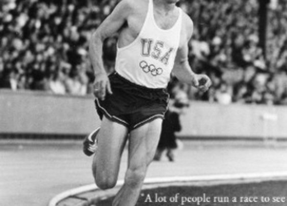 Runner (and badass), Steve Prefontaine