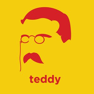 Teddy Roosevelt T-Shirt from Hirsute History