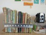 Art Studio - Loft - eclectic - home office - other metros - by Whimsical Junk - Jennifer Josephson