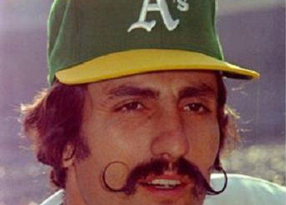 Famous Sporting Moustache 19 - Rollie Fingers