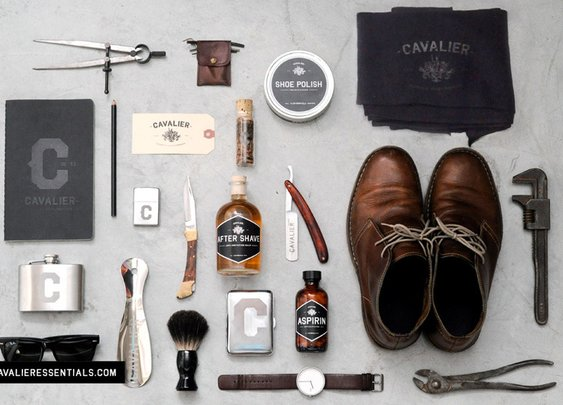 Cavalier Essentials by Taylor Pemberton | Allan Peters' Blog