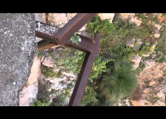 Caminito del rey  2010      - YouTube