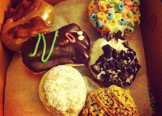 Voo-Doo Donuts