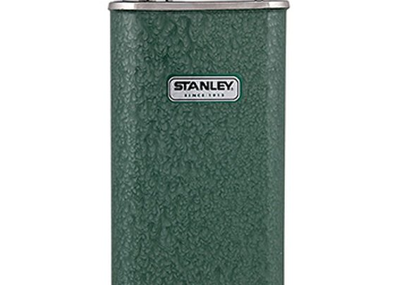 Stanley Classic Flask 8oz. - Hammertone Green