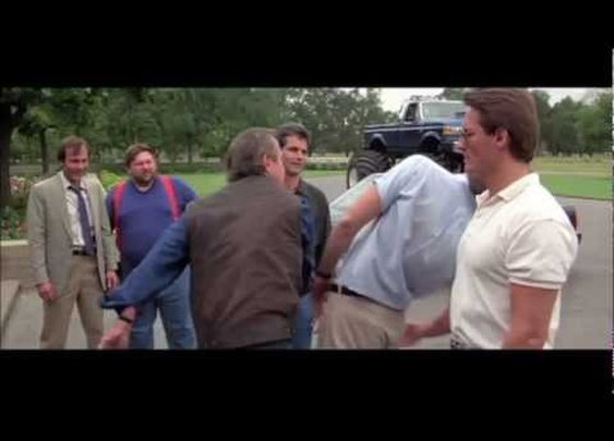 Every Face Punch in Road House!      - YouTube
