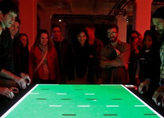 Super Uber presents Super Pong