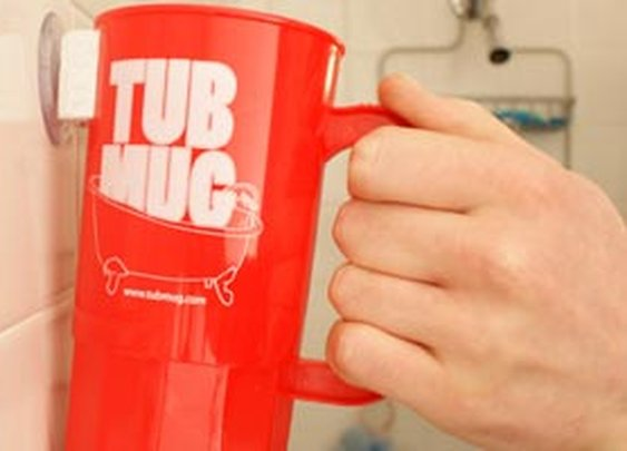 The Tub Mug  |  First World Living