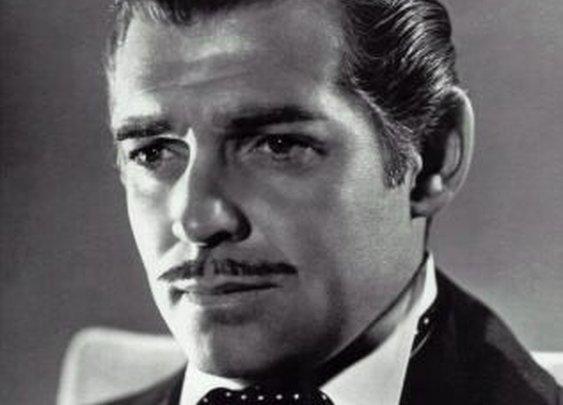 Clark Gable rocking an ascot
