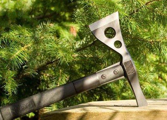 SOG F01T-N Fusion Tactical Tomahawk Axe at OutdoorPros.com