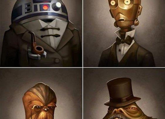 Classy Star Wars