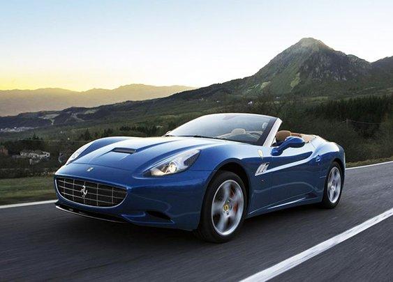 2013 Ferrari California Handling Speciale