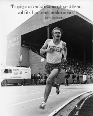Steve Roland Prefontaine: The Legend