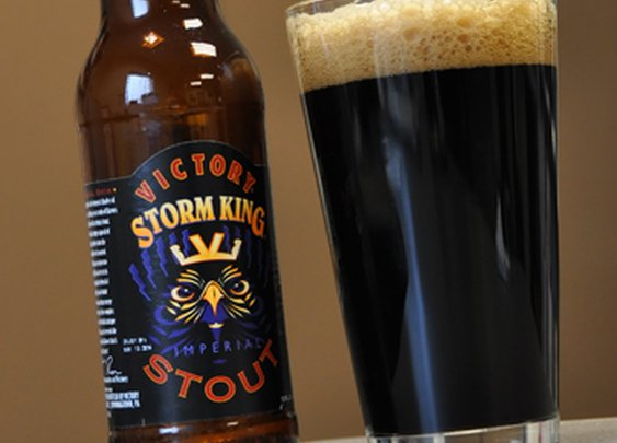 "Victory's ""Storm King"" Imperial Stout"