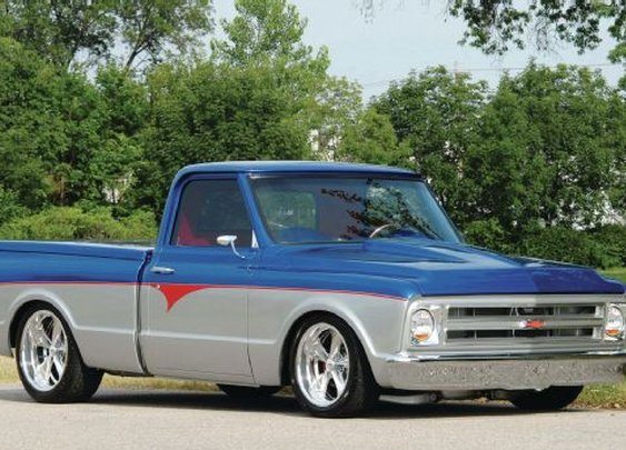 Old Trucks, American, Hot Rod & Vintage Pickup Truck Restoration at Classic Trucks Magazine