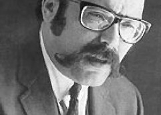 Vince Guaraldi - Jazz and mustach great.