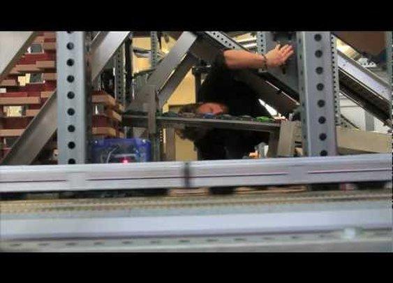 Metropolis II by Chris Burden (the movie)      - YouTube