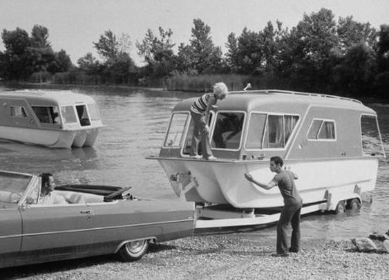How to Back Up a Trailer…Like a Man!   The Art of Manliness