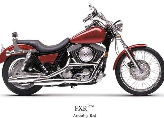 1983: Harley-Davidson FXR Shovelhead