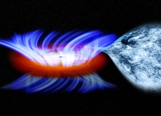 The Smallest Known Black Hole Has 20 Million Mile Per Hour Winds