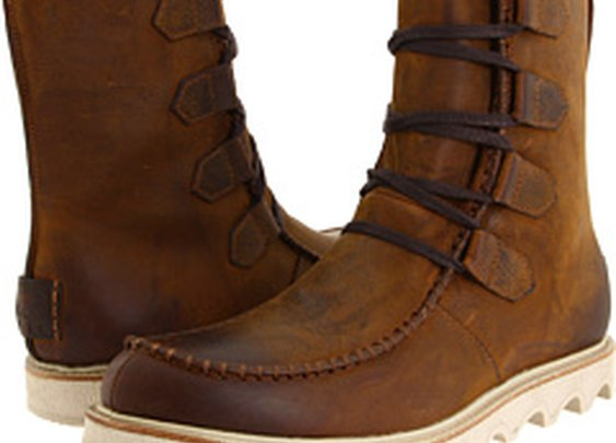 Sorel Mad Boot Lace Chipmunk