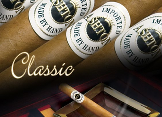 Ashton Cigars - Classic Cigars