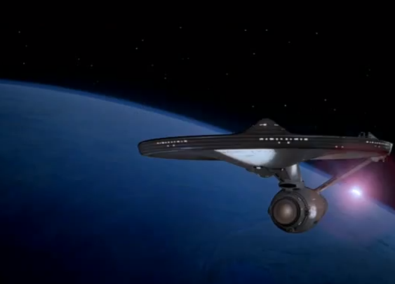 STAR TREK: THE MOTION PICTURE TV Spots in Glorious HD - News - GeekTyrant
