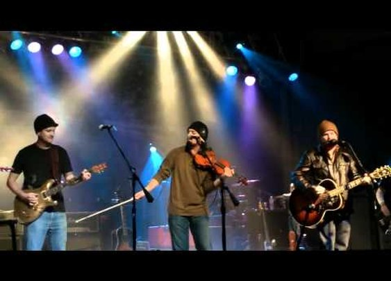Randy Rogers Band - Music Fest 2011 - Much Too Young      - YouTube