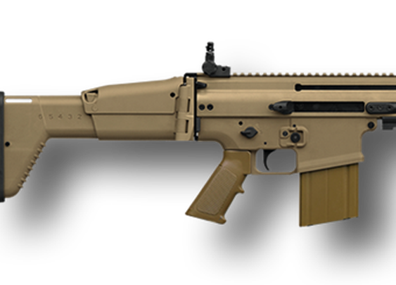 "FNH USA-SCAR 17  ""AS CLOSE AS YOU CAN GET WITHOUT ENLISTING"""