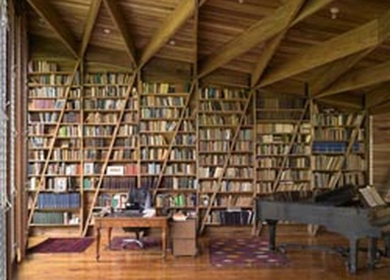 Flavorwire  » 20 Beautiful Private and Personal Libraries