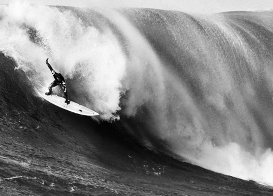 Chasing Monsters - Authentic Big Wave Surf Media