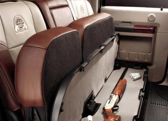 Truck Gun Safe