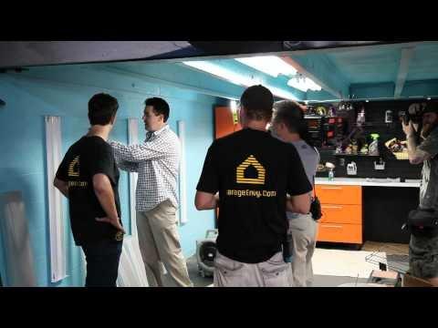 On the set of Garage Mahal - Build.com