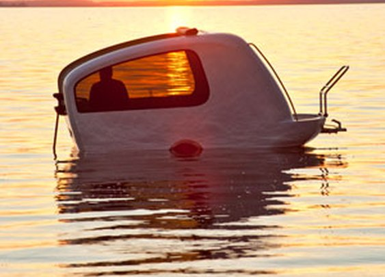 SEALANDER - Aquatic trailer