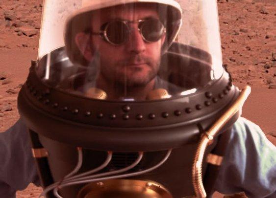 Herr Döktor's Steampunk Space Helmet