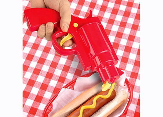 The Condiment Gun available At GentSupplyCo.com