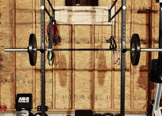 Rogue Fitness Garage Gym